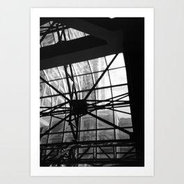 Chicago 02 Art Print