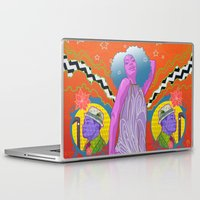 """tim shumate Laptop & iPad Skins featuring """"True"""" by Tim Lukowiak by Consequence of Sound"""