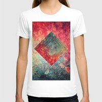 square T-shirts featuring Random Square by Esco