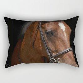Downtown Abby Rectangular Pillow