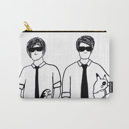 Phil & Dan Carry-All Pouch