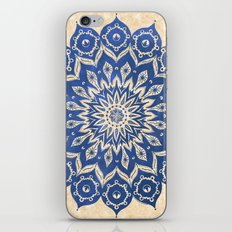 ókshirahm sky mandala iPhone & iPod Skin