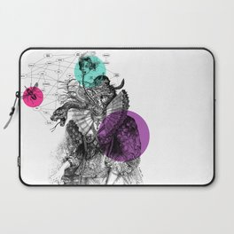 Le rêve de Madame K. Laptop Sleeve