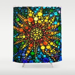 :: Dawning :: Shower Curtain