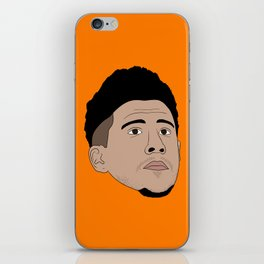 Booker Phoenix Basketball iPhone Skin