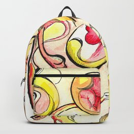 Hope, Pain, Love and Loss Backpack