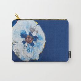 Life in Blue  Carry-All Pouch