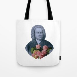 Bach Flowers Tote Bag