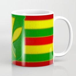 Fancy Flag:  Hawaii Kanaka Maoli Coffee Mug