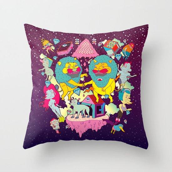 celebración Throw Pillow