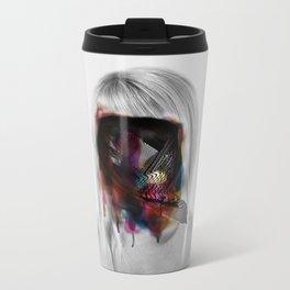 Hollow Metal Travel Mug