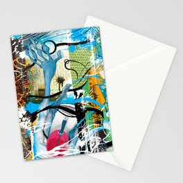 Exquisite Corpse: Round 2 Stationery Cards