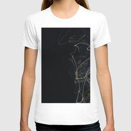 Light Paint 1 T-shirt