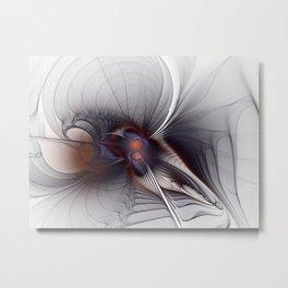 colibri Metal Print