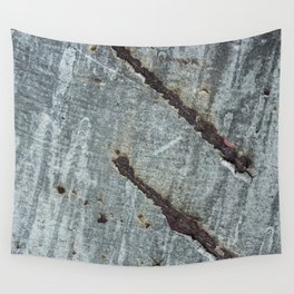 Two risks Wall Tapestry