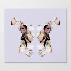 magneta Canvas Print