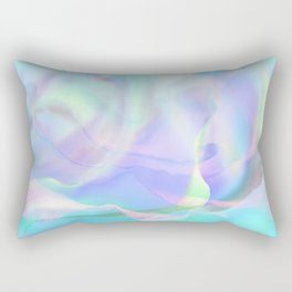 Essence of Rose IX Rectangular Pillow