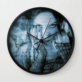 Eternal Outsider Wall Clock