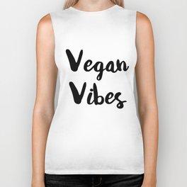 Vegan Vibes Biker Tank