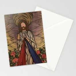 Divine Mercy Stationery Cards