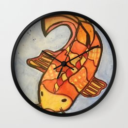 Watercoyer Wall Clock
