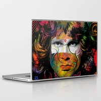 rowing Laptop & iPad Skins featuring rock star  by mark ashkenazi