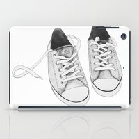 converse iPad Cases featuring Converse by BlendByEli