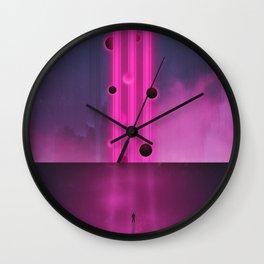 Deceiver  Wall Clock