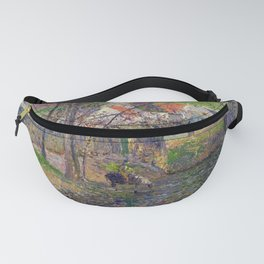 Camille Pissarro Banks of the Viosne Fanny Pack