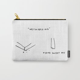 """Unqualified Advice 28: The """"networking"""" dread Carry-All Pouch"""