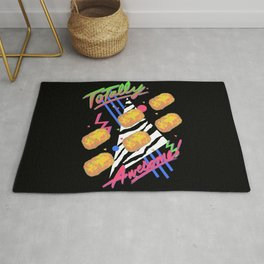 TOTally Awesome Rug