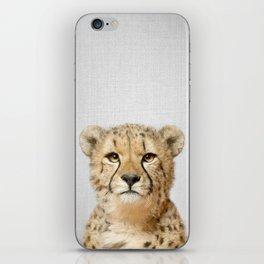 Cheetah - Colorful iPhone Skin