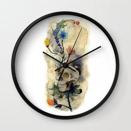 Corsage Wall Clock