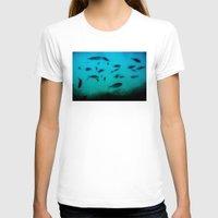 underwater T-shirts featuring Underwater by Situs