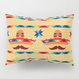 Agave Pattern Pillow Sham
