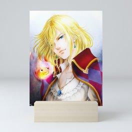 Howl, by Suki Manga Art Mini Art Print