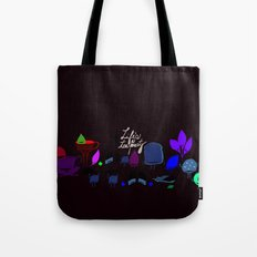 Life's a tea party Tote Bag
