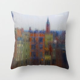 Over-the-Rhine Throw Pillow