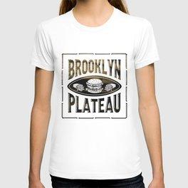 Brooklyn X Plateau - NYC x MTL T-shirt