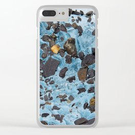 Glacial Gold :: Alaskan Ice Clear iPhone Case