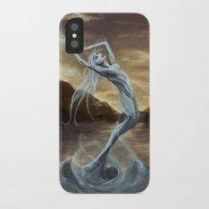 Water Nymph Slim Case iPhone X