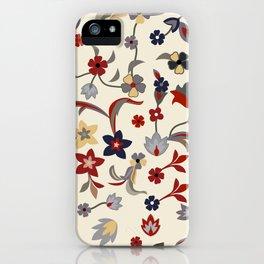Taj Mahal Marble (Cream Color) iPhone Case