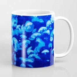 Jellyfish pattern Coffee Mug