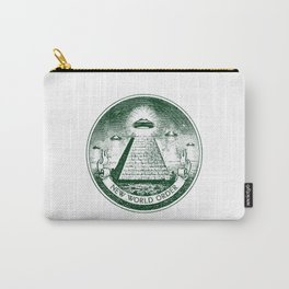 New World Order Carry-All Pouch