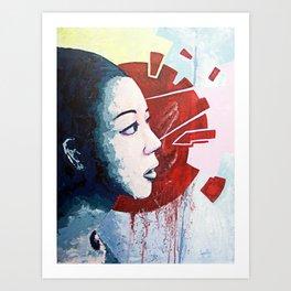 Expectativa. Art Print