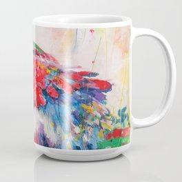 colorful bird- nature  Coffee Mug