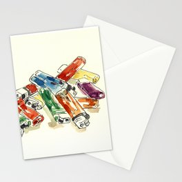 lighters Stationery Cards