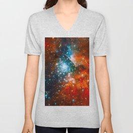 The Giant Nebula Unisex V-Neck