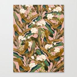 Summer Botanical Garden V Canvas Print