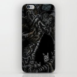 In The Trees iPhone Skin